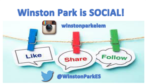 Winston Park Elementary / Homepage