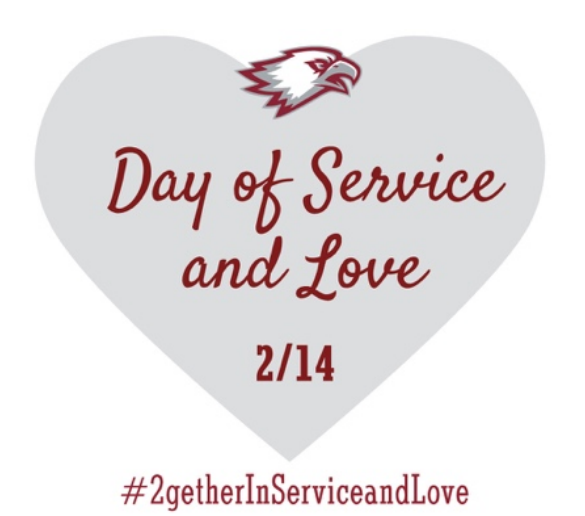 2.14- Day of Love and Service