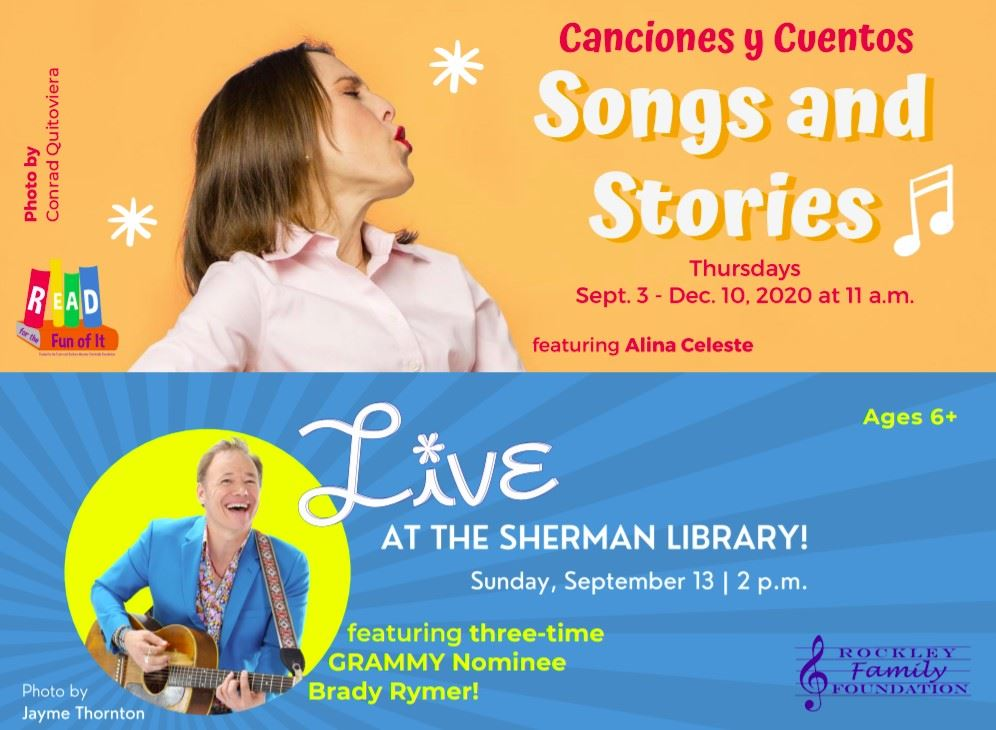 Sherman Library and Nova Southeastern University are offering workshops