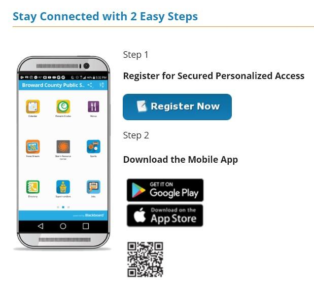 BCPS Mobile App - Stay Connected with us!
