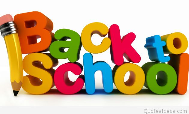 Back to School Newsletter/Safety Tips