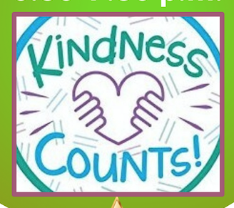Kindness Counts Week