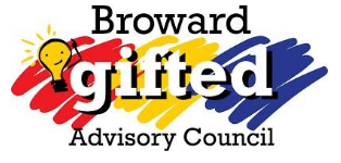 Broward Gifted Advisory logo