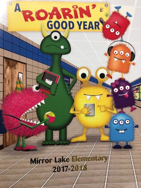 MLE Yearbook Sale