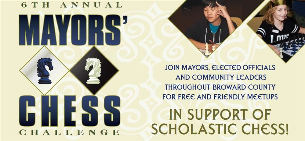 Mayors' Chess Challenge