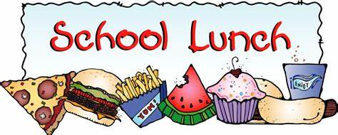 NHE School Lunch Information