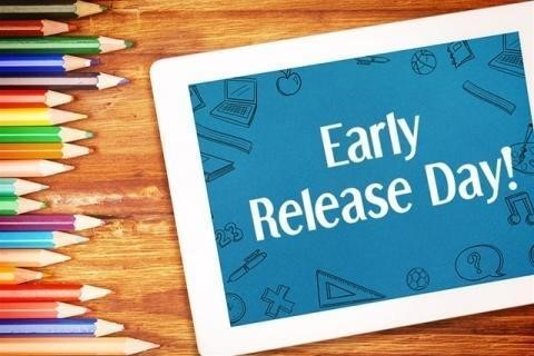 Thursday October 17, 2019 - Early Release Day Dismissal 12:00pm