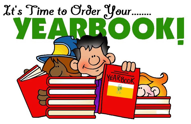 Yearbooks are now on sale.