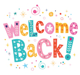 Parents, see our Welcome Back Video Here