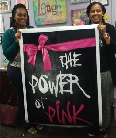 Let's Celebrate the Power of Pink!