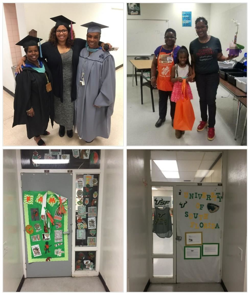 College and Career Ready at NLPre-K - 8!