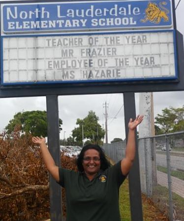 Congratulations to Our School-Related Employee of the Year!