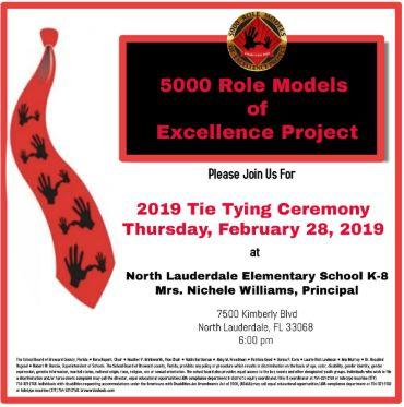 5000 Role Models of Excellence Project