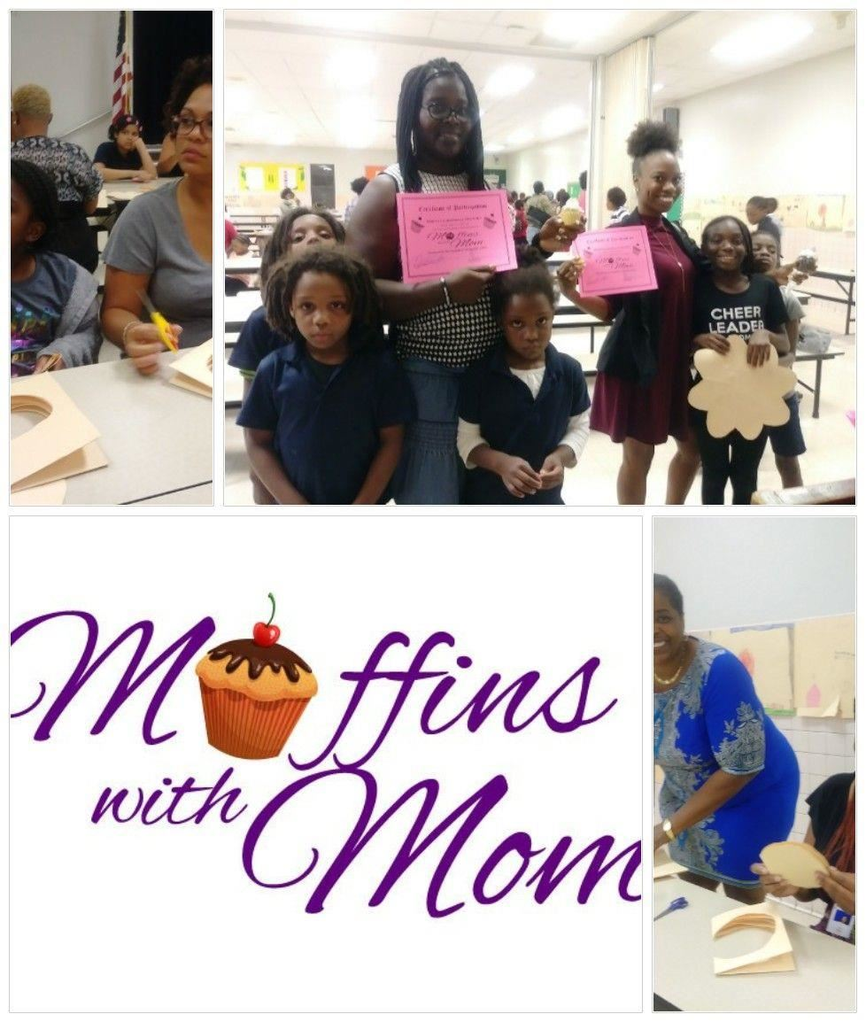 Muffins with Moms!