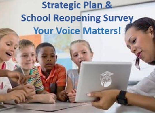 Strategic Plan and School Opening Survey