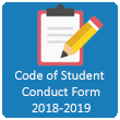 Code of Student Conduct Form 2018-2019