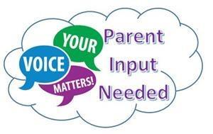 Parent Survey though bubble