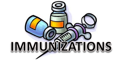 Incoming 7th Grade Immunization Requirements