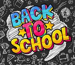BACK TO SCHOOL INFORMATION!