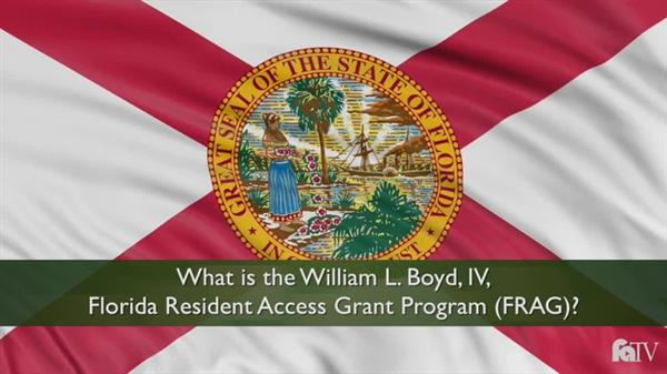 "<font color=""3361ff"">Featured Scholarship of the Week:  William Boyd Florida Resident Access Grants (10/30/2017-11/5/2017)</font>"
