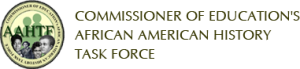African American History Task Force Logo
