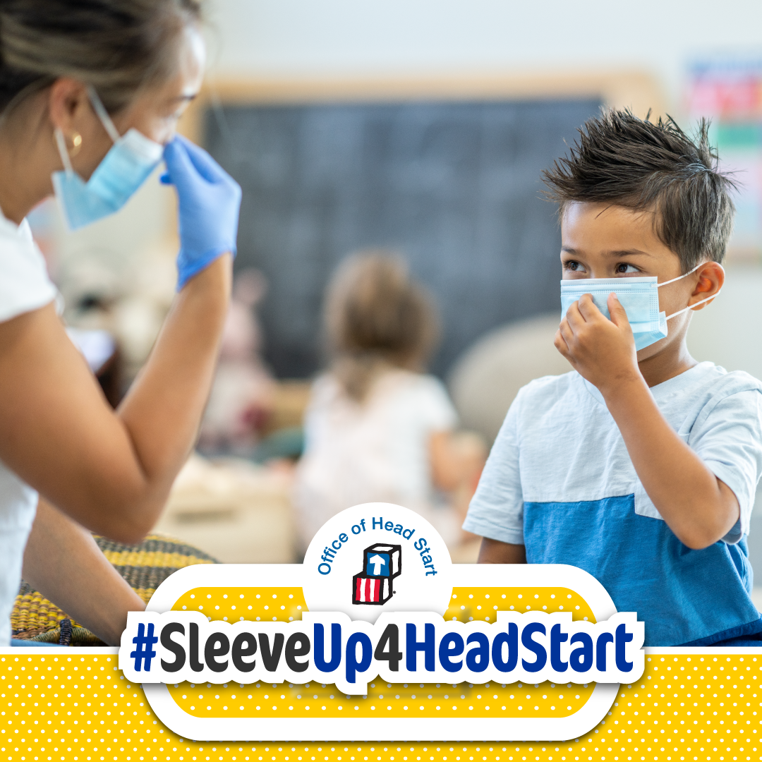 Sleeve Up 4 Head Start