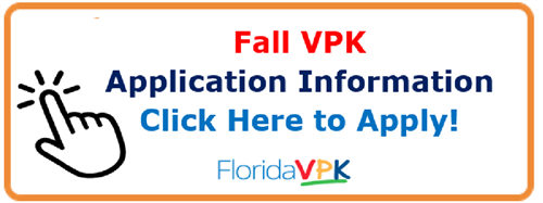 Fall VPK Application Information