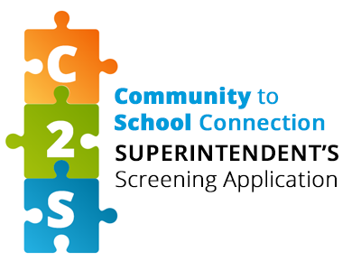 Superintendent's Screening Application