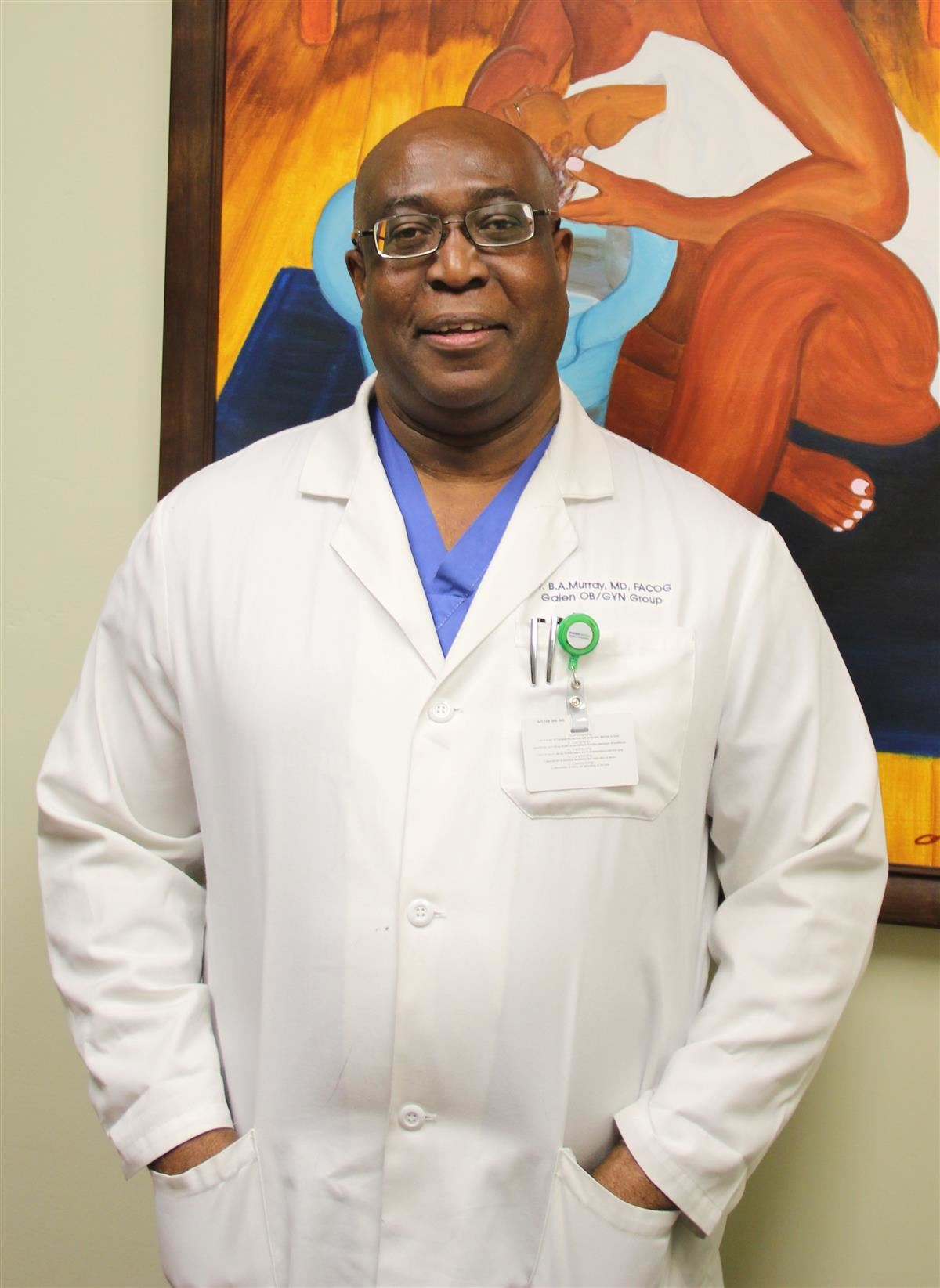 Dr. Barrington Murray