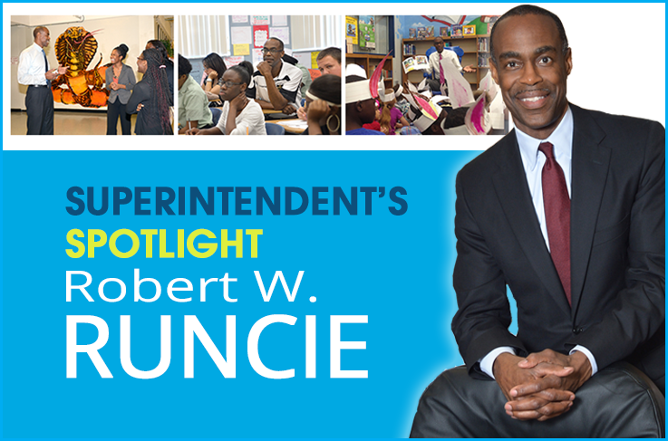 Superintendent's Spotlight