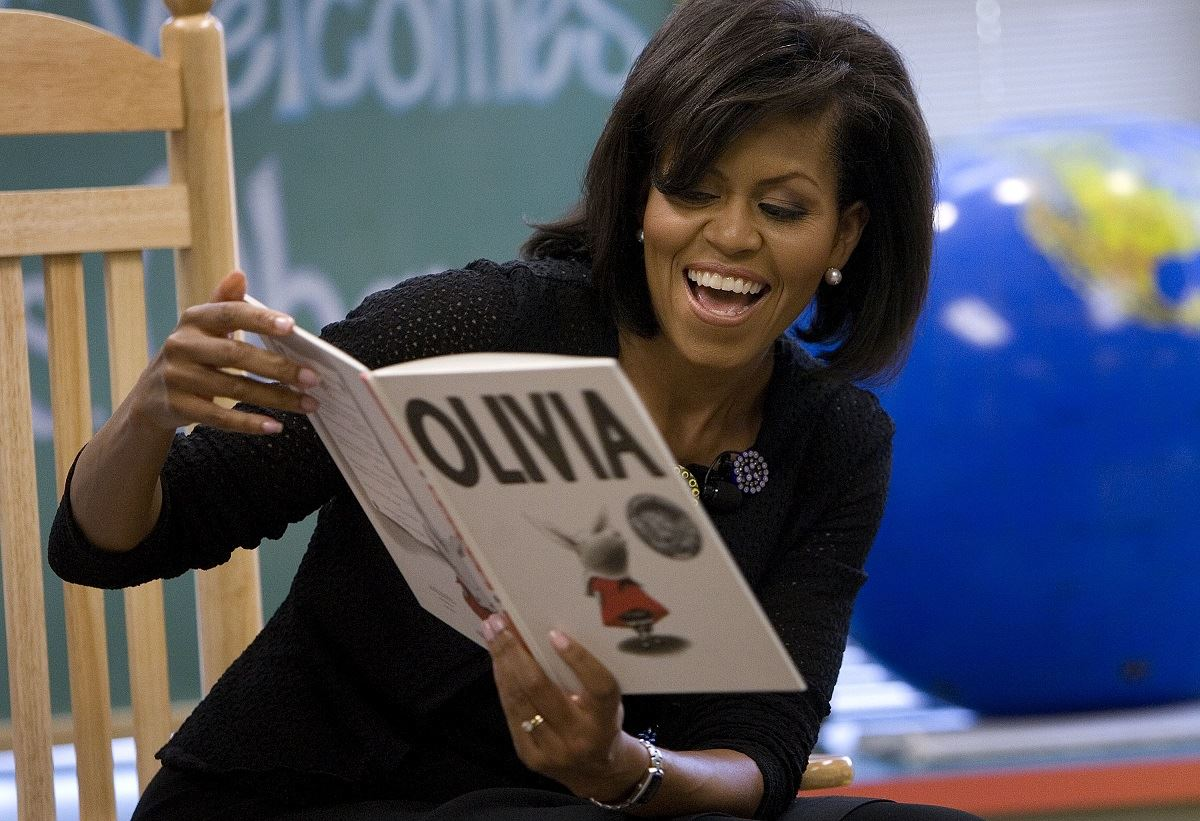 Michelle Obama Read Aloud