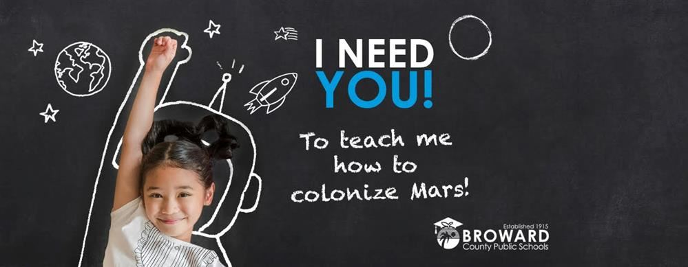 Employment! I need you! To teach me how to colonize Mars!