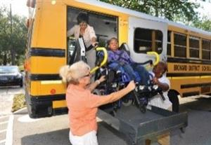 Special Needs Bus
