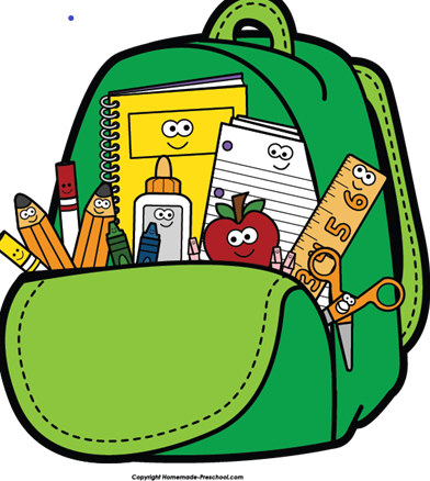 School supply list for Plantation Elementary Magnet School