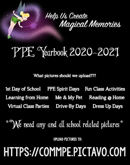 Upload your school related pictures to help us make Magical Yearbook!