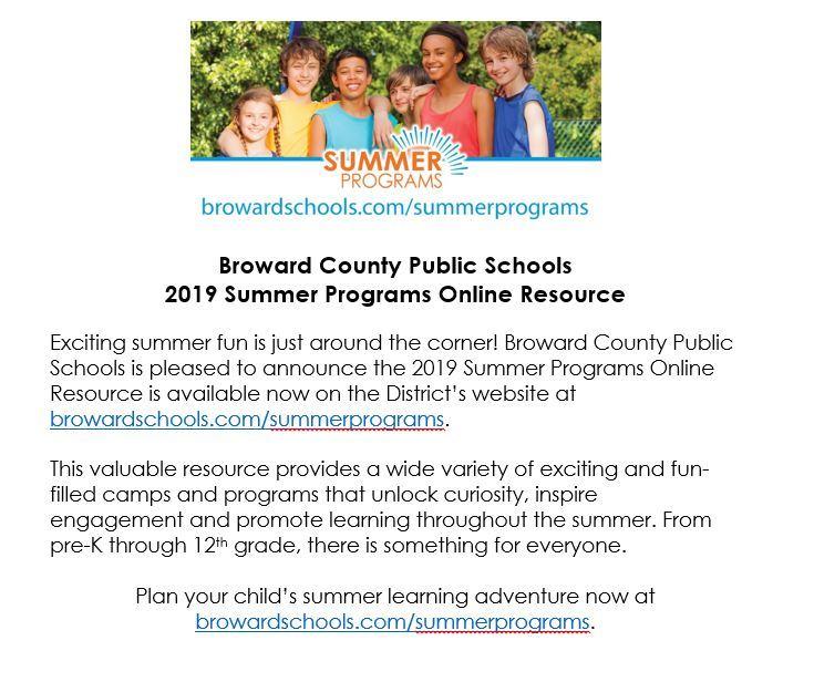 Plantation Park Elementary / Homepage