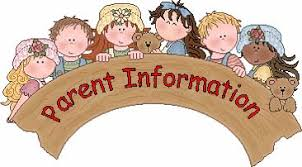 Important Parent Back to School Info