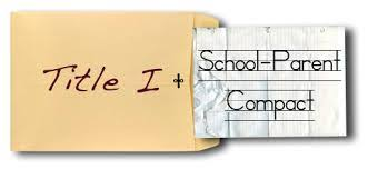 Please fill out the Title 1 School - Parent Compact.
