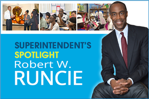 Superintendents's Spotlight
