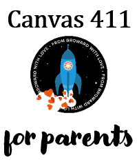 Canvas 411 for parents