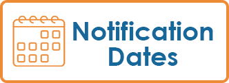 Notification Dates