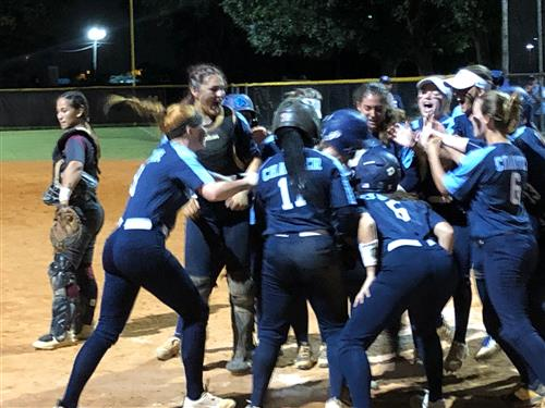 Coral Springs Charter rallies for 8-6 win in Big 8 final