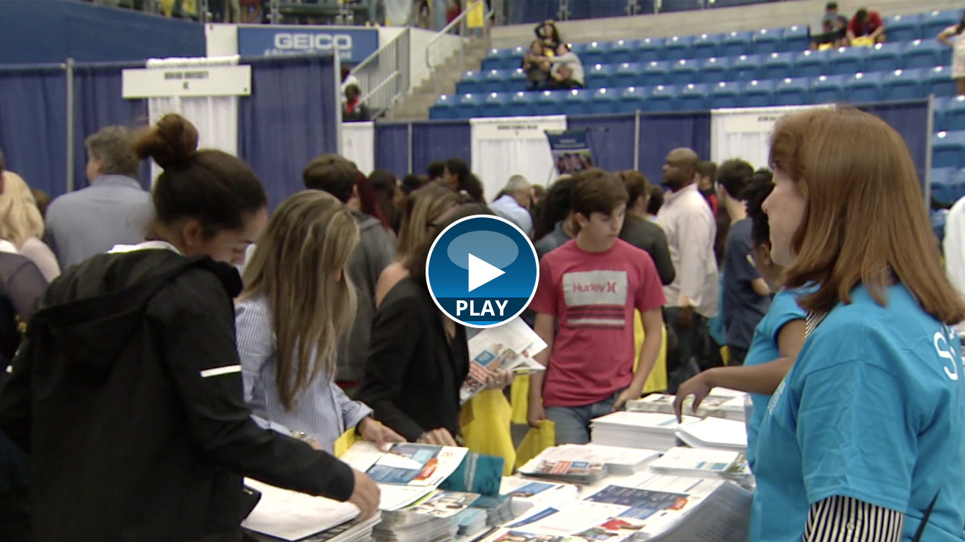 Broward Advisors For Continuing Education Brace College Fair