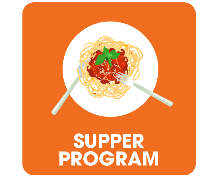 Supper and Snack Printer Friendly Menus