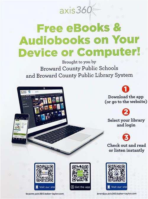 Axis360 Free eBooks & Audiobooks