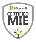 microsoft innovative educator badge