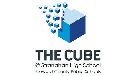THE CUBE at Stranahan High School
