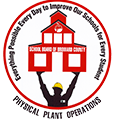 Physical Plant Operations Logo