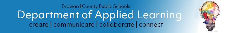 Applied Learning department header