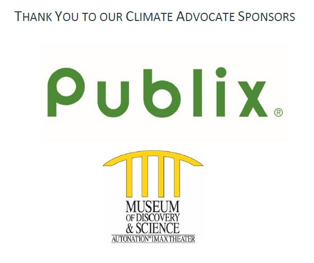 2020 Climate Advocate Sponsors